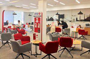 Turkish Airlines | Office Branding
