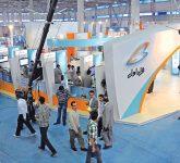 غرفه همراه اول | Hamrah Aval Stand | Iran Telecom 2013