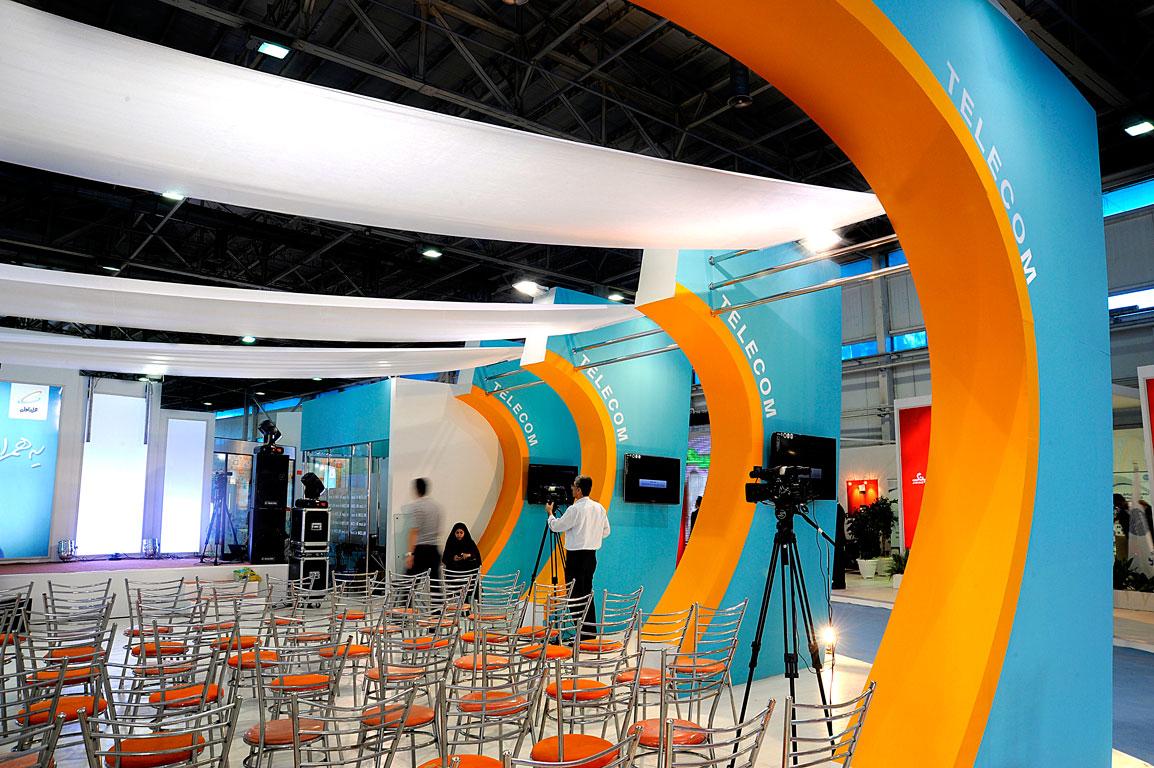 شرکت برسا,طراحی و ساخت غرفه های نمایشگاهی,برندینگ فضاهای تجاری و اداری,طراحی و تولید استند نمایش محصول,