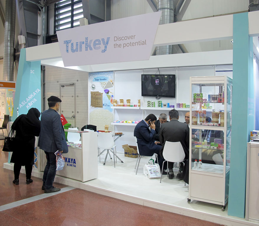 Turkey Pavilion | Iran Beauty & Clean 2019
