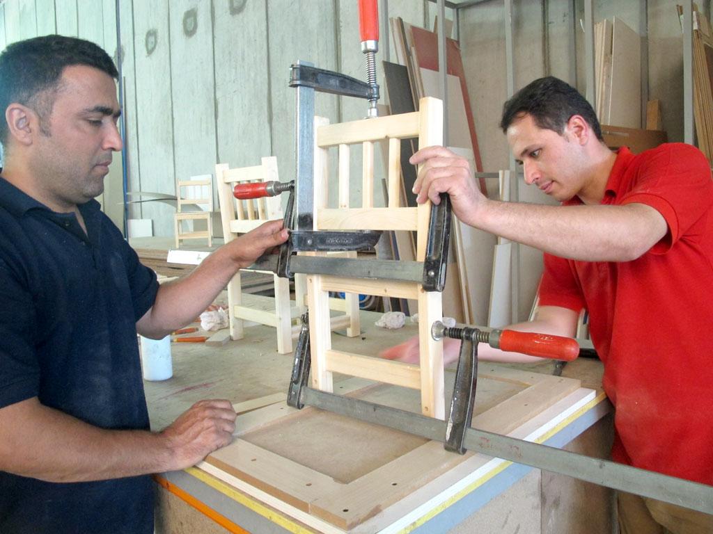 Barsa Factory | Production