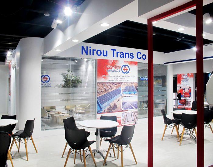 Nirou Trans   Iran Elec Show 2019   156m2