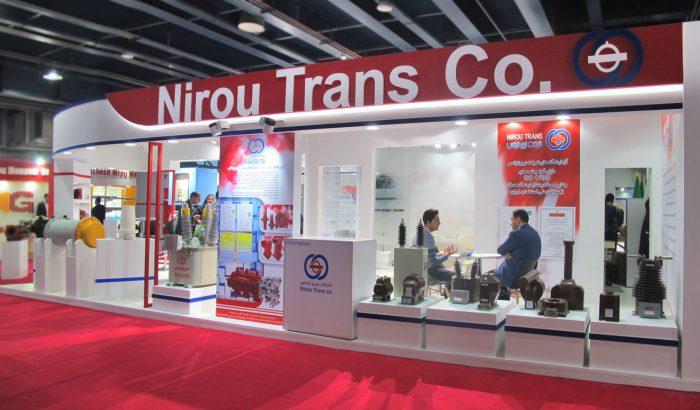 Nirou Trans | Iran Elec Show 2019 | 156m2