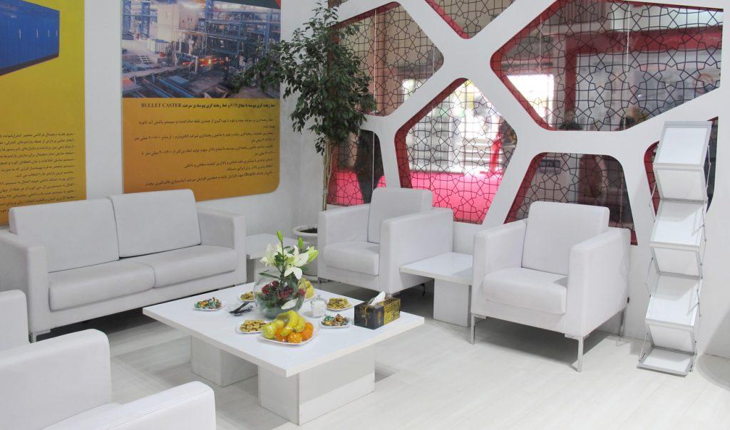 غرفه نوساکو | شانزدهمین نمایشگاه بین المللی متالورژی