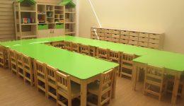 دکوراسیون فضای اداری و آموزشی مدرسه سفارت آلمان