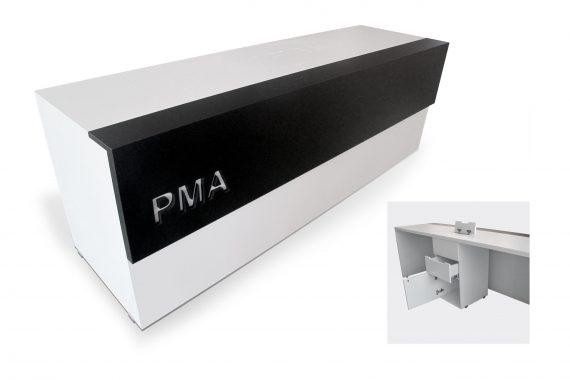 کانتر فروشگاهی | PMA -پیشگامان معماری آریا