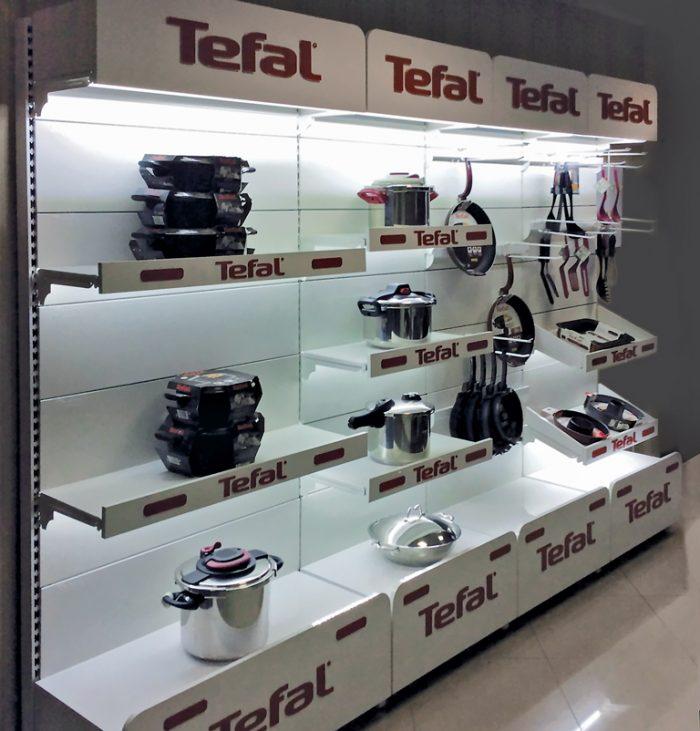 TEFAL | Display Stand | Tehran 2016