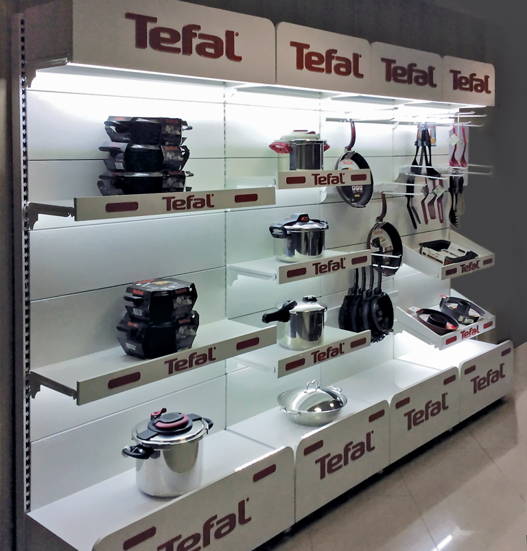 TEFAL | Display Stand | Tehran 2016