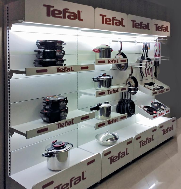 TEFAL   Display Stand   Tehran 2016