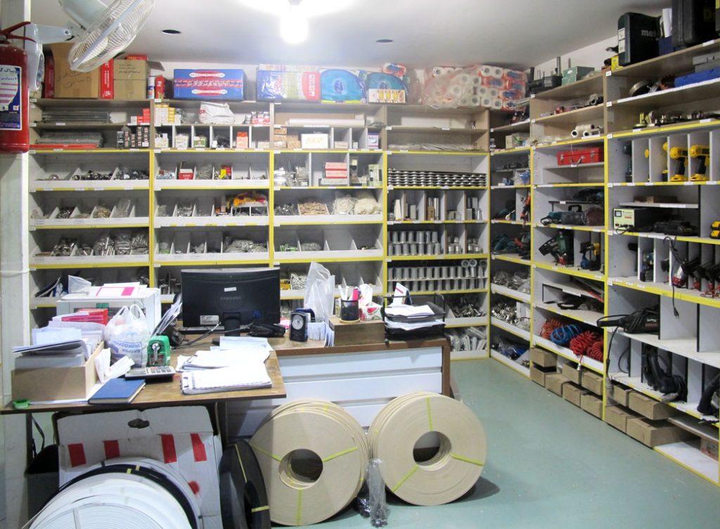 Barsa Factory | Tools Stock